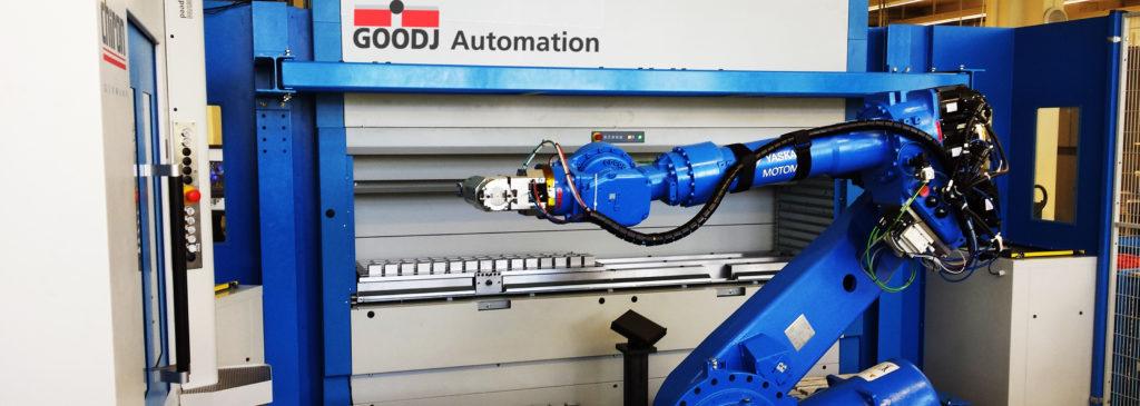 GOODJ Automation AG